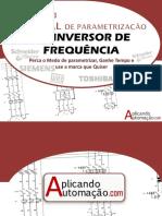 parametrização de Inversor de Frequência.pdf