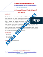 New Perspectives on Droop Control in AC Microgrid
