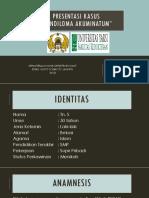 Presentasi Kasus Kondiloma Akuminatum