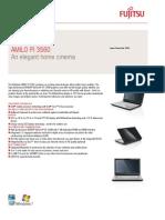 Datasheet Amilo Pi 3560