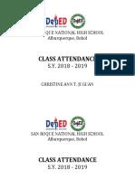 Cover - Class Attendance etc..docx