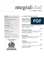 Rev. Digital Integralidad Del Cemaa - Edición 24 - Año 11 - Octubre 2017
