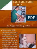 Perawatan Bayi Baru Lahir (Bbl)