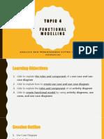 [4] Functional Modeling