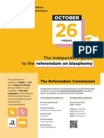 Referendum Commission Guide