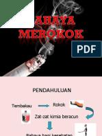 Bahaya-Merokok DAN perokok pasif.ppt