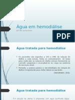 aula de Água em Hemodiálise.pptx