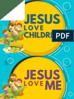 Pel 39 - Jesus Loves Children (AS) 7 Okt 2018.pptx