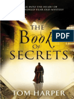 The Book of Secrets - Tom Harper
