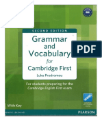 Grammar and Vocabulary Fo Cambridge First 2nd.pdf
