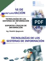 RS 0 - Tecnologias y soportes de la informacion 2014.pps