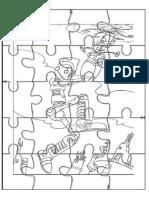 Robot Puzzle