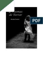 Nicolas Ferreiro, 41 Poemas de Terror