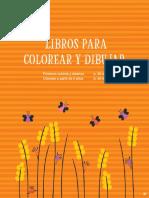 Libros Para Colorear Dibujar