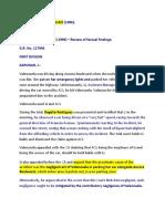 Valenzuela vs CA, Li and ACI (1996) - pater familias and contributory negligence.docx