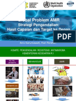 Global Problem AMR-NAP Dekon PONTIANAK