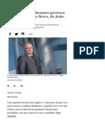 Voto útil em Bolsonaro provoca racha no partido Novo, de João Amoêdo - 04_10_2018 - Poder - Folha