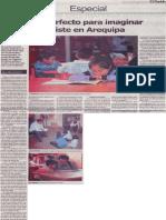 El refugio perfecto para imaginar y soñar sí existe en Arequipa (Proyecto de lectura infantil)