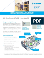 Daikin AHU Integration Kit
