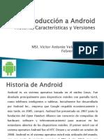 Android - Historia, Caracteristicas y Versiones