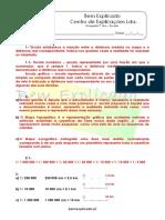 A.2.4 - Ficha de Trabalho - Escalas (2) - Soluções