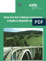 Coal Ash in Highway Construction