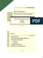 Ipv Transitions