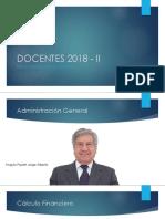 DOCENTES 2018 - II.pptx