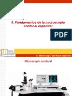 6. Fundamentos de La Microscopía Confocal Espectral