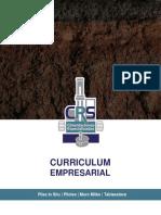 Cimentaciones Profundas CRS Currículo Empresarial