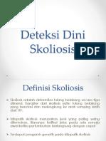 Deteksi Dini Skoliosis