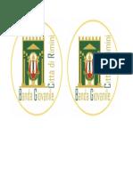 Adesivi Logo Banda Giovanile