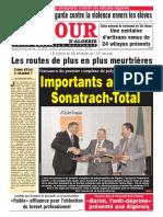 Journal Le Jour d Algerie Du 08.10.2018