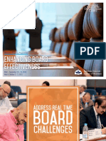 Enhancing Board Effectiveness - A Director's Training Programme by LUMS