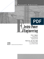 Olle I. Elgerd, Patrick D. van der Puije (auth.) - Electric Power Engineering (1998, Springer US).pdf