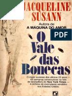 O Vale das bonecas - Jacqueline Susann