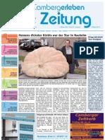 Bad Camberg Erleben / KW 39 / 01.10.2010 / Die Zeitung als E-Paper