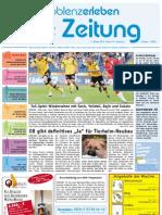 Koblenz Erleben / KW 39 / 01.10.2010 / Die Zeitung als E-Paper