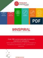 Toolkit Esenciales INNSPIRAL 2016 Innovacion