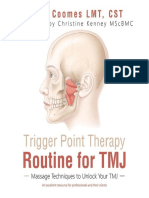 Trigger Point Therapy Routine for Tmj Massage Techniques to Unlock Your Tmj.pdf
