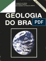 Geologia Do Brasil, DNPM, 1984. 501 p