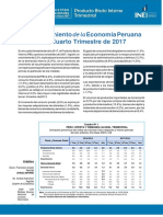 01 Informe Tecnico n01 Producto Bruto Interno Trimestral Ivtrim2017