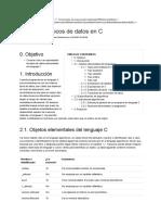 1 Tipos Básicos de Datos