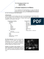 formal analysis Art History.pdf