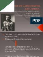 La Caída de Carlos Ibáñez Del Campo Priscila.