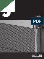 Manual J Series d&b