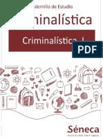 Criminalistica I 2018