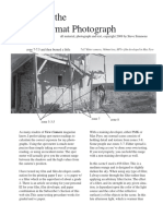 Metering the Large Format Photograph
