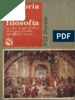 Durant, Will - Historia de la filosofía.pdf