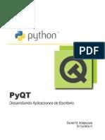 PyQT Desarrollando Aplicaciones de Escritorio